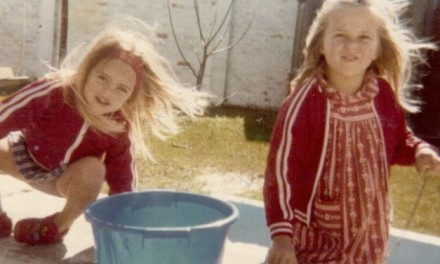 Why did mom dress us the same?