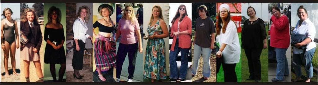 photos of a yoyo dieter
