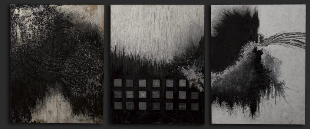 3 paintings in one