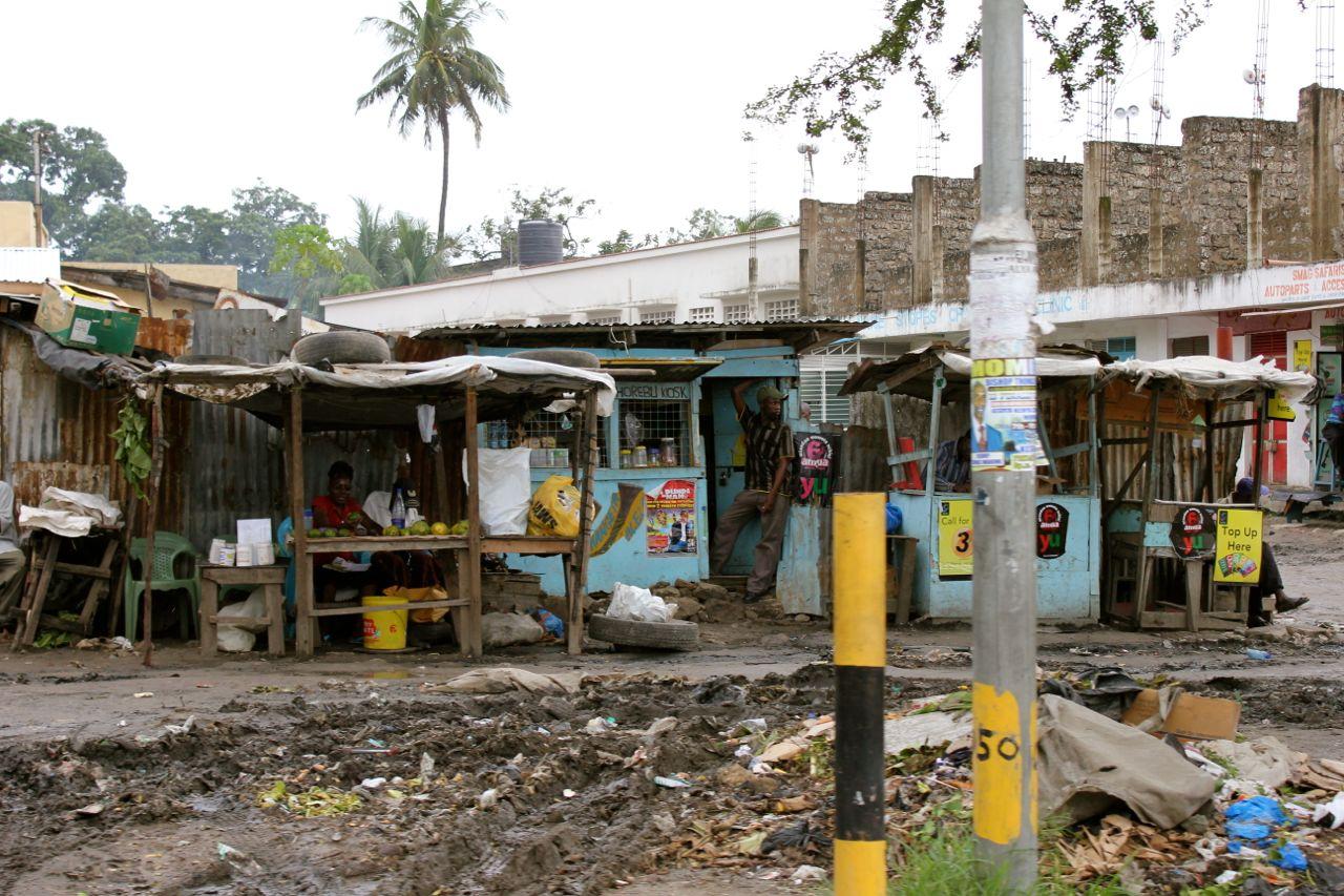Drive-by Shootings (Kenya)