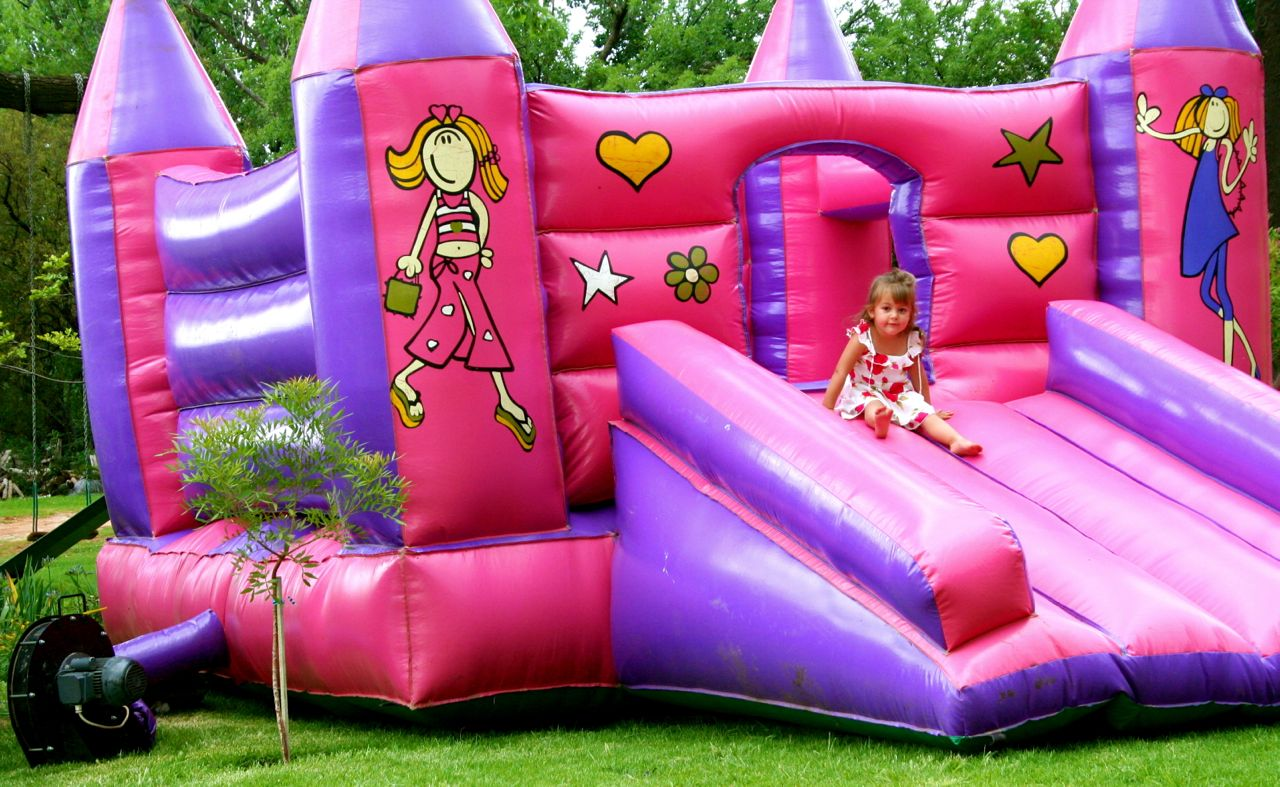 Why I don't like kids' parties…