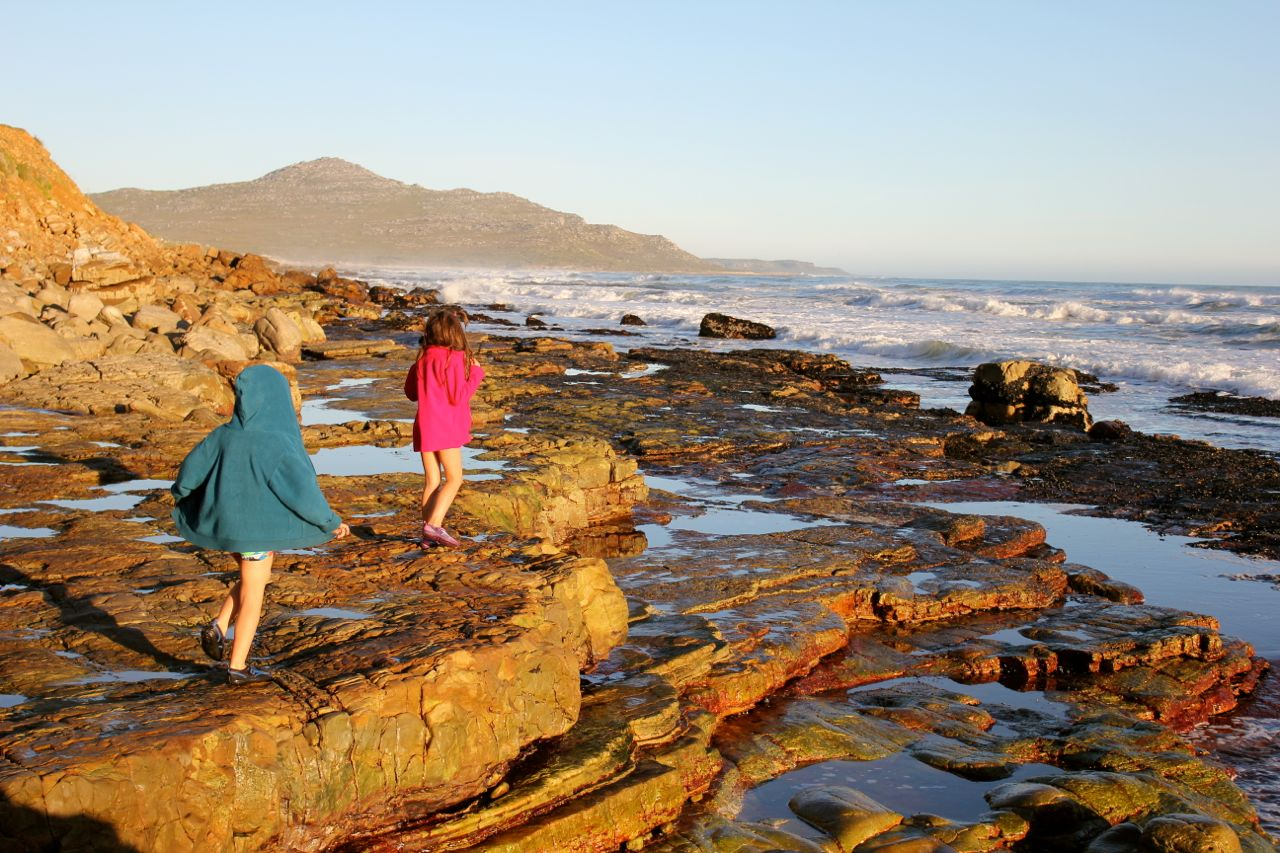 Life-learning in Cape Town…