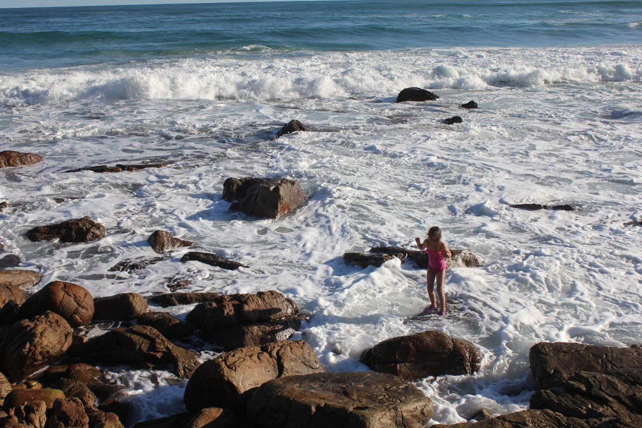 Cliffs, canons, baboons and childhood memories…