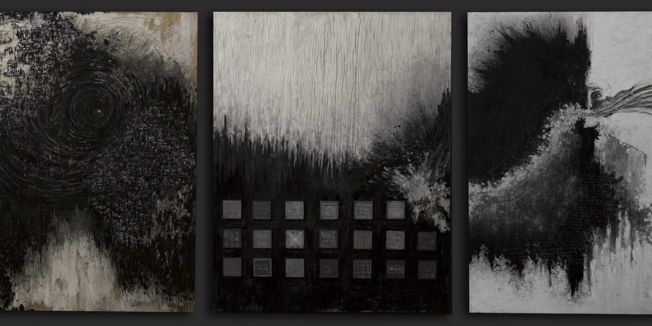 """My first """"real"""" paintings…"""